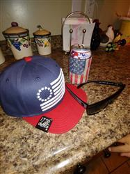 Brandon K. verified customer review of 1776 United® Brim-It