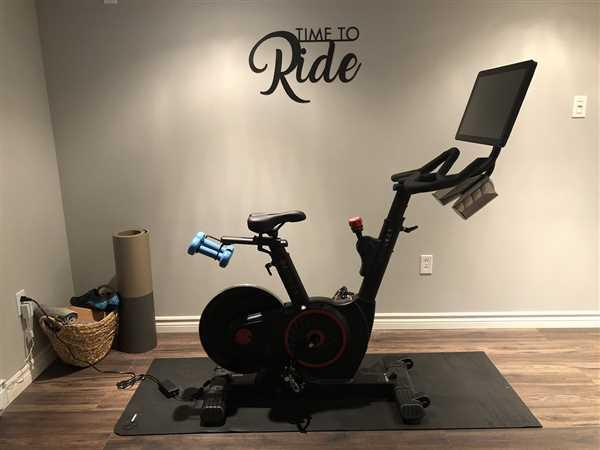 Maker Table Time to Ride - Home Gym Sign - Work Out, Exercise, Biking Decor Review