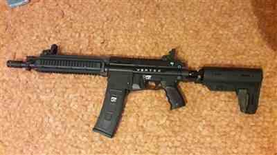 jerome saravas verified customer review of Tippmann A5 Upgrade Magfed Conversion Kit by Tacamo
