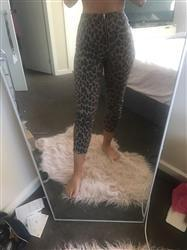 Alanah K. verified customer review of Heidi Pants - Leopard