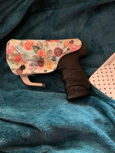 Flashbang Holsters Spring Floral Betty 2.0 Review