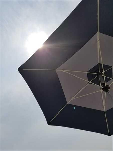 UV-Blocker Long Metal Ground Umbrella Anchor Review