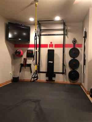 Steve Tabacek verified customer review of Start: Profile® Squat Rack with Kipping Bar™ - BYO Package