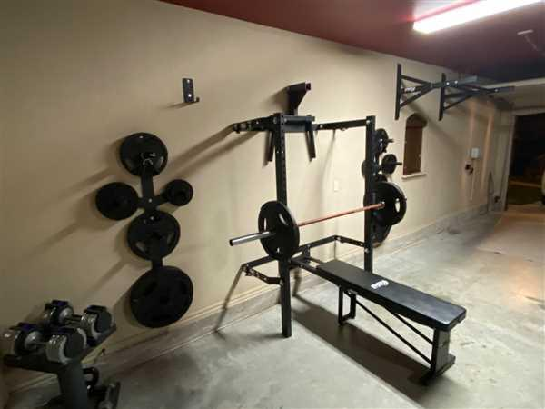 PRx Performance Profile® Folding Squat Rack Review