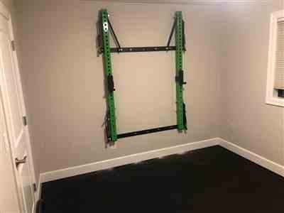 Ryan Welsh verified customer review of Profile® PRO Squat Rack