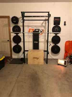 Chris Gustavsen verified customer review of Men's Profile® Package - Complete Home Gym