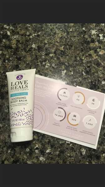 Thistle Farms Soothing Body Balm Review