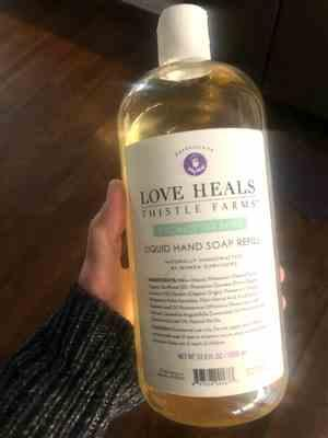 Thistle Farms Hand Soap Review