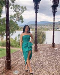 Tam S. verified customer review of Shannen Dress