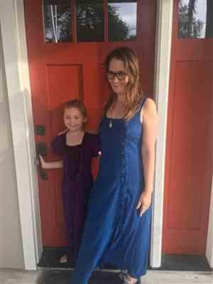 Michelle H. verified customer review of Isolde Maxi Girls