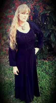 Yvette Shadrock verified customer review of Kalila Maxi