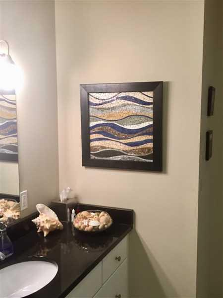 Jeff Pomponio verified customer review of Stone Mosaic Design - Catch The Wave