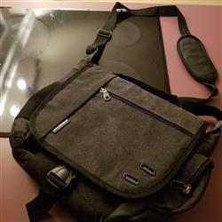Anonymous verified customer review of Swiss Gear Cotton Canvas Business Case with Laptop Section