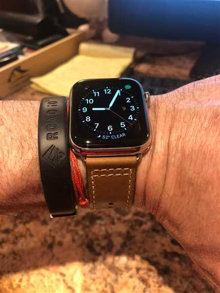 Monowear Leather Deployant Band Review