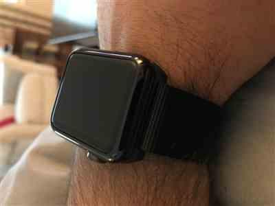 Matthew Parolin verified customer review of Nylon Active Band