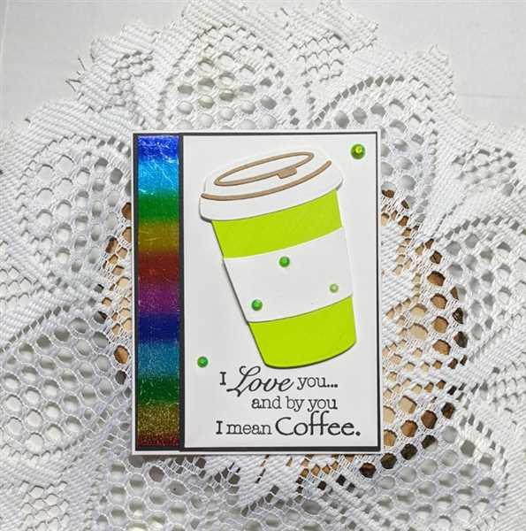 Kat Scrappiness Layered Coffee Cup Die by Kat Scrappiness Review