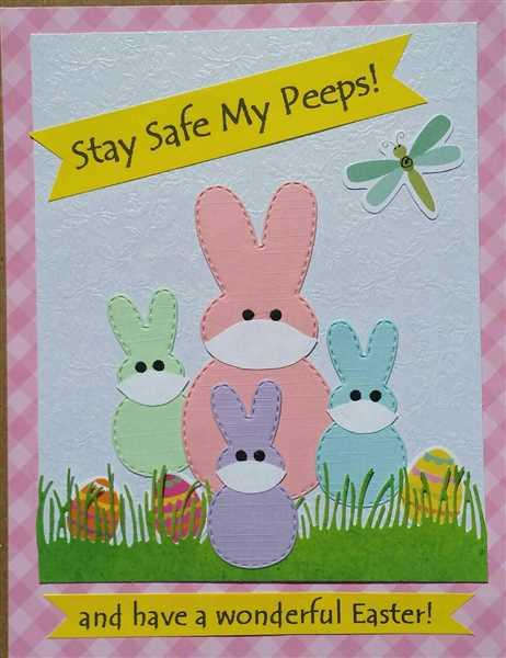 Kat Scrappiness Stitched Easter Bunny Outline Dies by Kat Scrappiness Review