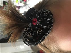 Ashley J. verified customer review of Oh Canada 2 Scrunchie