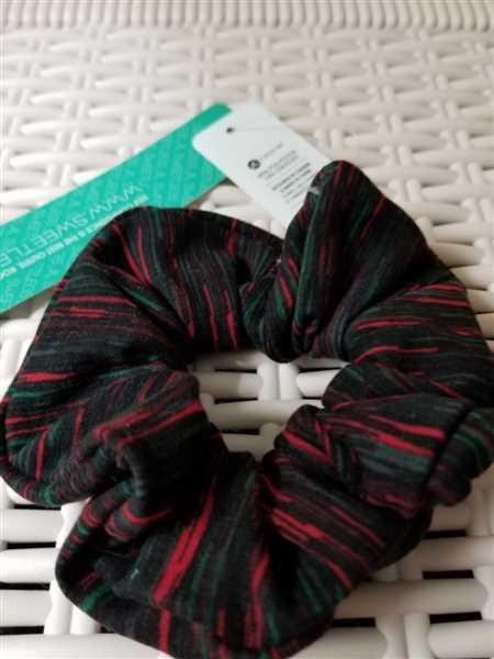 Danielle Bromley verified customer review of Fireside Opal Scrunchie