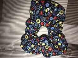 Becca Moriarty verified customer review of Nella's Garden Scrunchie