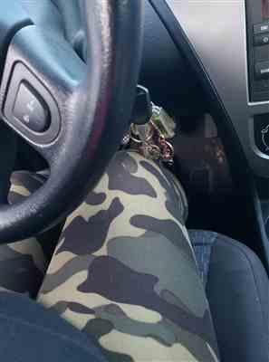 chelsey creighton verified customer review of Sweet Camo