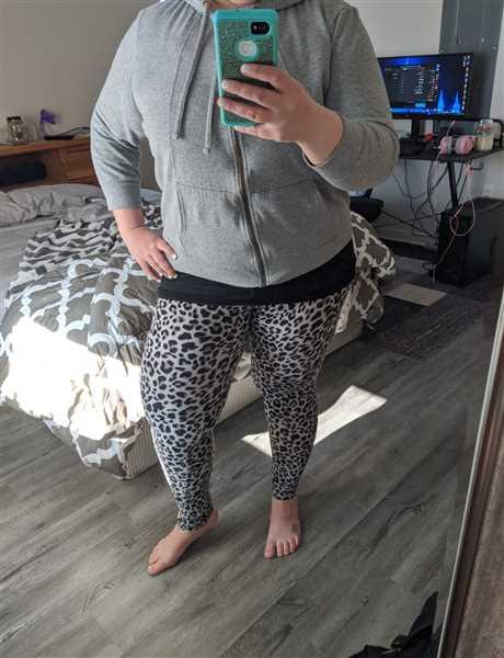 SweetLegs Clothing Inc Huntress Plus Review