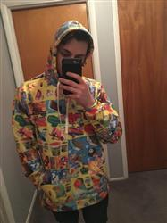 AJ R. verified customer review of Choices Hoodie