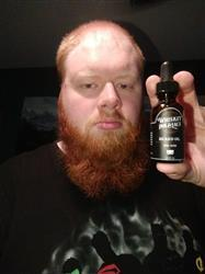 Logan D. verified customer review of The Wise Beard Oil - Limited Release