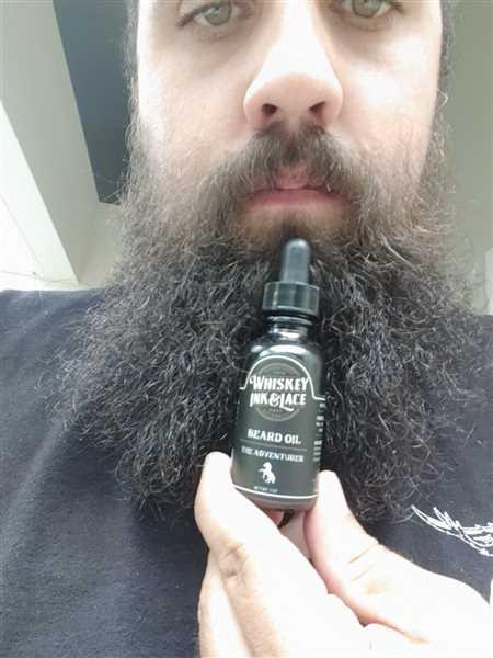 Christopher Howard verified customer review of The Adventurer Beard Oil