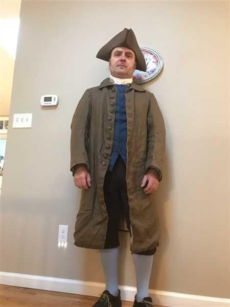 Samson Historical Linen 18th Century Civilian Coat Review