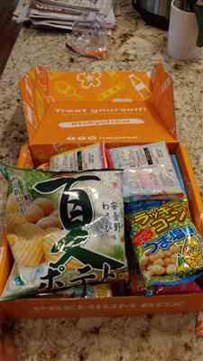 Esty A. verified customer review of Original MunchPak