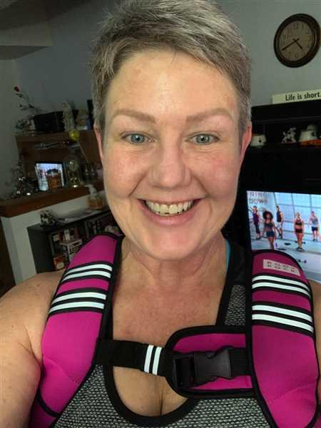 Laura Howard verified customer review of BodyRock Weighted Vest