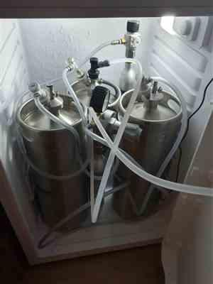Michiel W. verified customer review of Home Brew Keg Packages