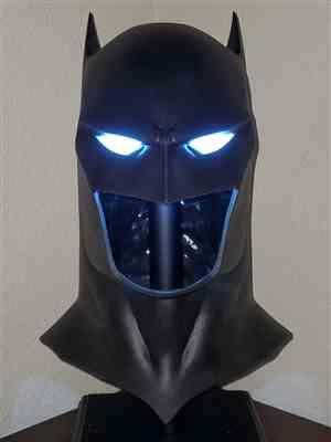 Tiger Stone FX Capullo Batman cowl (The New 52, Rebirth, Metal) Review