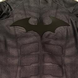 Steven Griffith verified customer review of Batman Hush inspired chest emblem