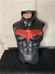 Michael verified customer review of Red Hood chest emblem BvS inspired, also great for Batman cosplays - (can be made in various colors)