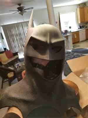 Harold E Pickett verified customer review of Batman 89 1989 cowl