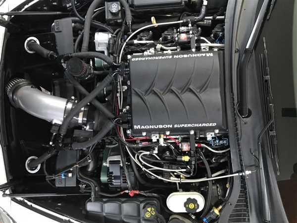 James J. verified customer review of -10AN Magnuson Heartbeat Intercooler AN Fittings - TVS2300 Heartbeat Supercharger