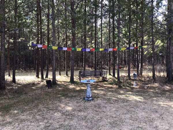 Anonymous verified customer review of Tibetan Wind Horse Prayer Flags - 8 inch