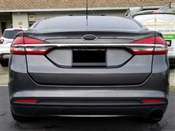 Richard D. verified customer review of 2013-2020 Ford Fusion Solid Carbon Fiber Oval Decal Emblem Inserts