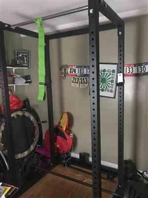 Anonymous verified customer review of Power Rack 4.1 - Residential Squat Rack By B.o.S.