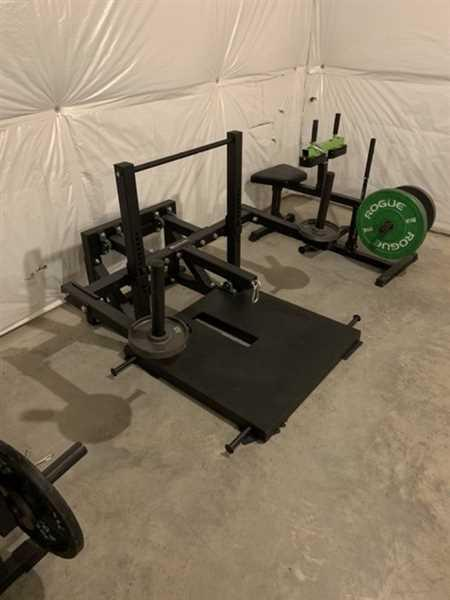 Ryan Jacobs verified customer review of Belt Squat Machine 2.0 By B.o.S.