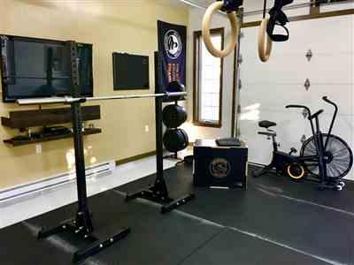 Patrick B. verified customer review of Squat Stands 3.0 By B.o.S.