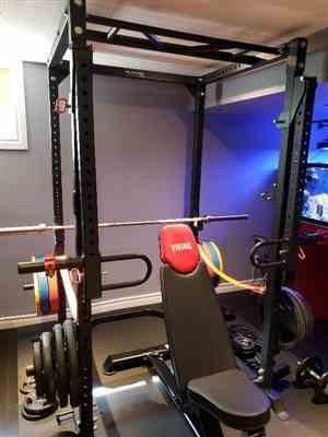 Ron B. verified customer review of Rack Lat Pulldown / Row Attachment - Light Commercial/Residential Power Rack