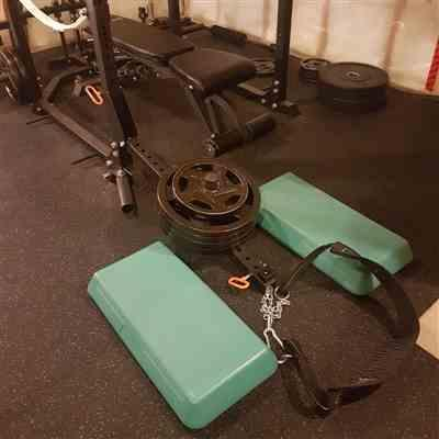 pat Greene verified customer review of Belt Squat / Lever Arms - Power Rack Attachment