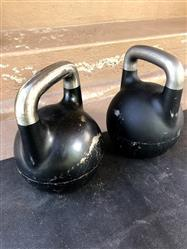 Chris P. verified customer review of Adjustable Kettlebell
