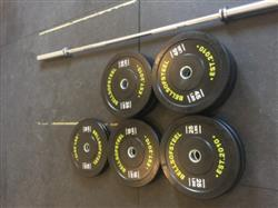 sylvain l. verified customer review of Barbell and Plate Package