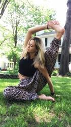alexi p. verified customer review of Triangle Tribal Harem Pants by Buddha Pants®