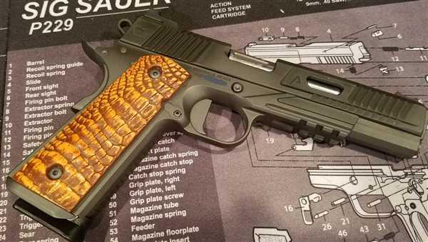 Southern Trapper The Red Clay Ranger Alligator Gun Grip Review