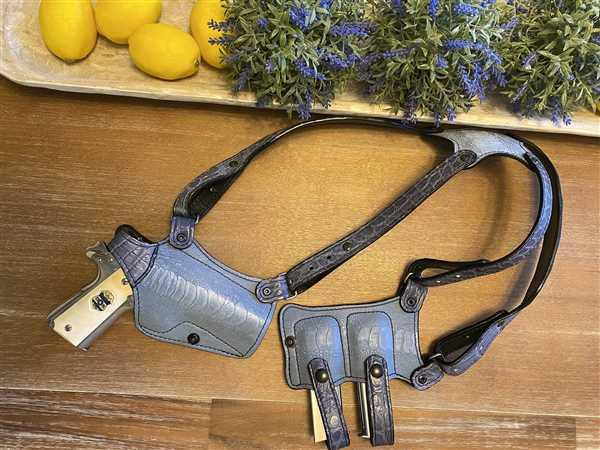 Southern Trapper Custom Shoulder Holster Review